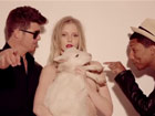 clip Blurred Lines