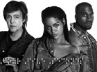 Kanye West Paul McCartney Rihanna - FourFiveSeconds