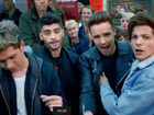 vidéo One Direction Midnight memories